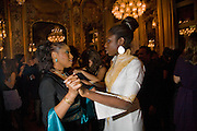 SOKHNA NDOUR,  Drinks the evening before the The 2008 Crillon Debutante Ball. Baccarat. Place des Etats-Unis.  Paris. 29 November 2008. *** Local Caption *** -DO NOT ARCHIVE-© Copyright Photograph by Dafydd Jones. 248 Clapham Rd. London SW9 0PZ. Tel 0207 820 0771. www.dafjones.com.