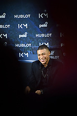 Kylian Mbappe and Pele met for the first time - 3 April 2019