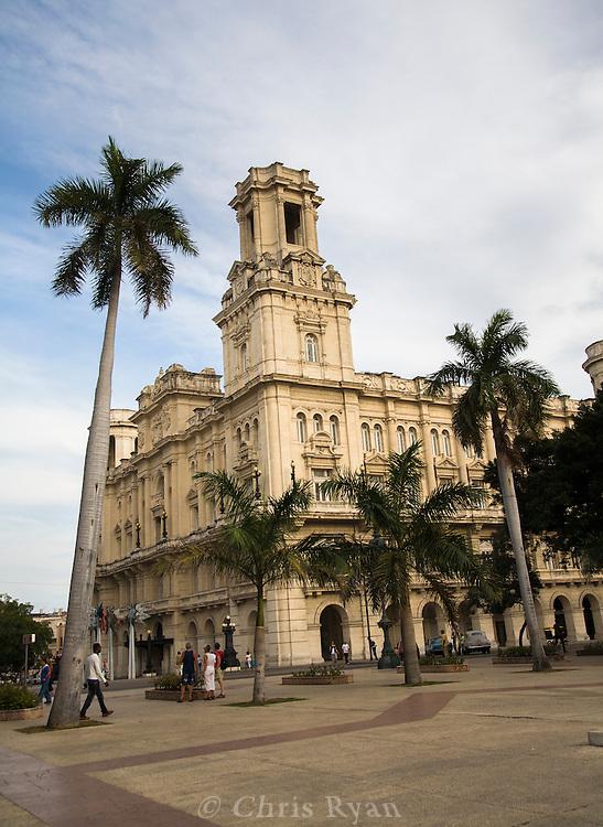 Museo National de Bellas Artes, Parque Central, Havana, Cuba