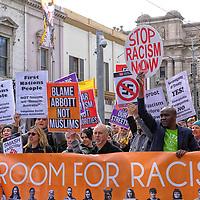 Anti Racism Rally