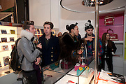HENRY HOLLAND; NICK GRIMSHAW; DEBBIE REECE BLOCK, The Nineties are Vintage. Concept Store, Rellik and Workit. The Wonder Room. Selfridges. Oxford St. London. 7 January 2010.