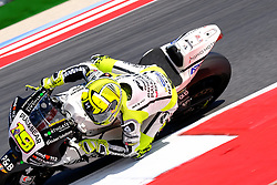 September 8, 2017 - Misano Adriatico, Italy - 19 ALVARO BAUTISTA (Spain), Pull&Bear Aspar Ducati Team, Ducati Desmosedici GP16 machine, Gran Premio Tribul Mastercard di San Marino e della Riviera di Rimini, action during the MotoGP FP2 at the Marco Simoncelli World Circuit for the 13th round of MotoGP World Championship, from September 8th to 10th 2017 at Misano Adriatico (RSM) (Credit Image: © Felice Monteleone/NurPhoto via ZUMA Press)