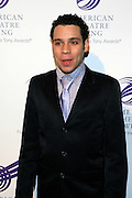 """Robin De Jesus at The American Theater Wing's Annual Spring Gala Honoring Jerry Herman and Visa INC...The American Theatre Wing is best known as the creator of the Antoinette Perry """"Tony"""" Awards, which it presents annually with the Brodway League. The Wing's other activities, dedicated to recognizing excellence and supporting eductaion in theatre."""