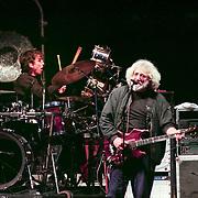 Grateful Dead play Seattle Center's Memorial Stadium on 6-13-1994.