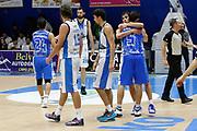 DESCRIZIONE : Capo dOrlando Lega A BEKO 2015-16 Betaland Orlandina Basket Banco di Sardegna Sassari  <br /> GIOCATORE :  Team<br /> CATEGORIA :  Delusione<br /> SQUADRA : Betaland Upea Capo dOrlando <br /> EVENTO : Campionato Lega A BEKO 2015-2016 <br /> GARA : Betaland Orlandina Basket Banco di Sardegna Sassari<br /> DATA : 30/11/2015<br /> SPORT : Pallacanestro <br /> AUTORE : Agenzia Ciamillo-Castoria/G. Pappalardo <br /> Galleria : Lega Basket A BEKO 2015-2016 <br /> Fotonotizia : Capo dOrlando Lega A BEKO 2015-16 Betaland Orlandina Basket Banco di Sardegna Sassari