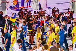 Opening Ceremony, Sweden<br /> Olympic Games Tokyo 2021<br /> © Hippo Foto - Dirk Caremans<br /> 23/07/2021