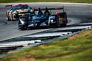September 30-October 1, 2011: Petit Le Mans at Road Atlanta. 055 Luis Diaz, Scott Tucker, Marino Franchitti, HPD ARX-01g, Level 5 Motorsports