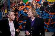 NIKKI BELL; JAMES PUTNAM, Miroslaw Balka/John Baldessari Opening Reception, Tate Modern. Monday 12 October