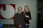 RONALD PICKUP; DAUGHTER; RACHEL PICKUP, The after-party for Waiting for Godot.( Opening at the Theatre Royal Haymarket. )  Haymarket Hotel. London. 27 January 2010 *** Local Caption *** -DO NOT ARCHIVE-© Copyright Photograph by Dafydd Jones. 248 Clapham Rd. London SW9 0PZ. Tel 0207 820 0771. www.dafjones.com.<br /> RONALD PICKUP; DAUGHTER; RACHEL PICKUP, The after-party for Waiting for Godot.( Opening at the Theatre Royal Haymarket. )  Haymarket Hotel. London. 27 January 2010