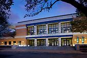 Rice University   Tudor Fieldhouse