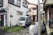 residential housing in Japan