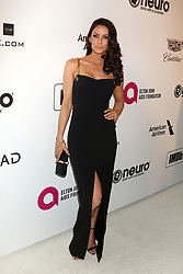 February 24, 2019 - West Hollywood, CA, USA - LOS ANGELES - FEB 24:  Summer Altice at the Elton John Oscar Viewing Party on the West Hollywood Park on February 24, 2019 in West Hollywood, CA (Credit Image: © Kay Blake/ZUMA Wire)