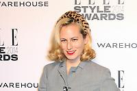 Charlotte Dellal, ELLE Style Awards, One Embankment, London UK, 18 February 2014, Photo by Richard Goldschmidt