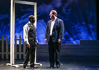 The Boston Opera Collaborative's production of Our Town - June 2015 at the Modern Theater in Boston MA.