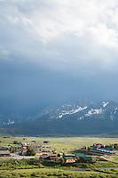 Stanley, Idaho.