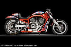 Joe Glaze's V-Rod