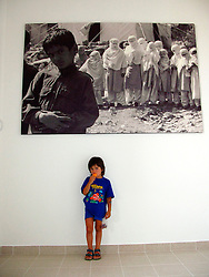 Luglio 2007, CASARANO (LE) Mostra fotografica presso Fondazione Bastianutti