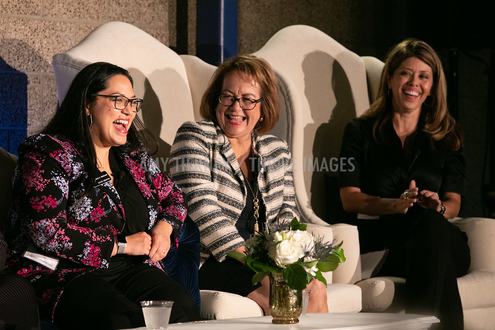 Senator Julie Gonzales, Senator Maria Elena Durazo, Senator Rebecca Rios