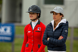 Sprunger Janika, (SUI)<br /> Class 16 Nations Cup YR<br /> International Competition CSIO Young Riders Opglabbeek 2016<br /> © Dirk Caremans