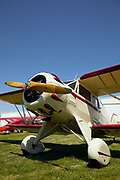 1933 Waco UIC at Western Antique Aeroplane and Automobile Museum.