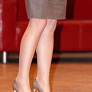 """NLD/Amsterdam/20160330 - Koningin Maxima aanwezig bij het symposium """"Muziekeducatie doen we Samen"""""""