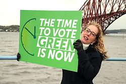 "Scottish Greens co-leader Lorna Slater says ""The time to vote Green is now""<br /> <br /> (c) David Wardle | Edinburgh Elite media"