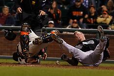 20110525 - Florida Marlins at San Francisco Giants (MLB Baseball)