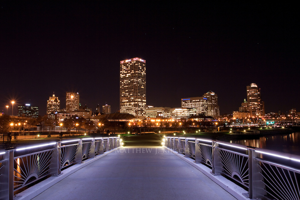 Milwaukee was incorporated in 1846.  It is named after the indian word Millioke.  The population of Milwaukee is about 604,000 making it the largest city in the state of Wisconsin.