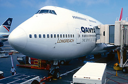 Qantas Airliner