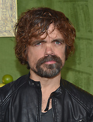 October 4, 2018 - Hollywood, California, U.S. - Peter Dinklage arrives for the HBO's 'My Dinner With Herve' Los Angeles Premiere on the Paramount Studios Lot. (Credit Image: © Lisa O'Connor/ZUMA Wire)