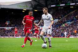 Niclas Eliasson of Bristol City and Liam Cooper of Leeds United - Mandatory by-line: Daniel Chesterton/JMP - 15/02/2020 - FOOTBALL - Elland Road - Leeds, England - Leeds United v Bristol City - Sky Bet Championship