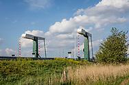 30-04-2020: Nijetrijne, Weststellingwerf - Brug over de Jonkers- of Helomavaort