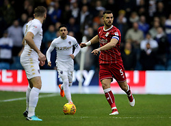 Bristol City's Bailey Wright looks for options