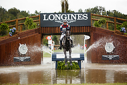 Kooremans Raf, NED, Henri Z<br /> World Equestrian Games - Tryon 2018<br /> © Hippo Foto - Sharon Vandeput<br /> 16/09/2018