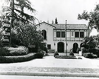 1940 Garden of Allah Hotel on Sunset Blvd. in West Hollywood