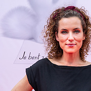 NLD/Amsterdam/20190602 - Familiepremière Huisdiergeheimen 2, Aukje van Ginneken