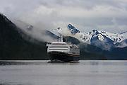 Alaska Ferry, Sitka, Alaska
