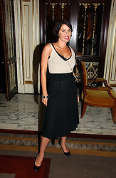 SADIE FROST at a party to celebrate the opening of The Bar at The Dorchester, Park Lane, London on 27th June 2006.<br /><br />NON EXCLUSIVE - WORLD RIGHTS