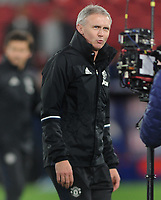 Football - 2016 / 2017 Premier League - Crystal Palace vs. Manchester United<br /> <br /> Manchester United kit manager Alec Wylie at Selhurst Park.<br /> <br /> COLORSPORT/ANDREW COWIE
