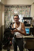 Local photographer in Trinidad, Cuba.
