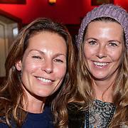 NLD/Amsterdam/20181030 - Boekpresentatie Wim Kieft - De Terugkeer, Suzanne Martens en Danielle van 't Schip - Oonk