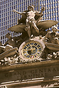 Grand Central Terminal, Detail, Manhattan, New York