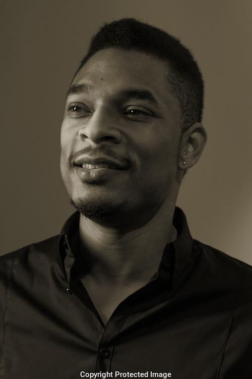 Poet Terrance Hayes