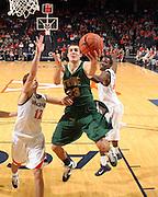 Nov. 12, 2010; Charlottesville, VA, USA;  Virginia Cavaliers beat William & Mary Tribe 76-52 at the John Paul Jones Arena.  Photo/Andrew Shurtleff