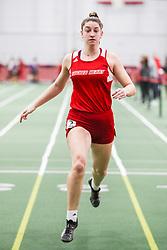 Sacred Heart womens 60 meter heat 3<br /> Multi-team Meet<br /> Indoor Track & Field