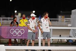 D'Hooghe Brecht, BEL, Meier Kai-Steffen, GER<br /> Olympic Games Tokyo 2021<br /> © Hippo Foto - Stefan Lafrentz<br /> 30/07/2021