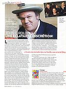 PARIS MATCH - 8 Decembre 2011