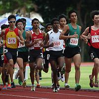 B Division Boys 1500m