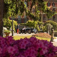 Lake Como Hotel, Villa D'Este, Italy