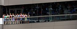 21.06.2015, Red Bull Ring, Spielberg, AUT, FIA, Formel 1, Grosser Preis von Österreich, Rennen, im Bild Formula Una Girls // during the Race of the Austrian Formula One Grand Prix at the Red Bull Ring in Spielberg, Austria, 2015/06/21, EXPA Pictures © 2015, PhotoCredit: EXPA/ JFK